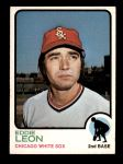 1973 Topps #287  Eddie Leon  Front Thumbnail