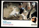 1973 Topps #574  Bob Didier  Front Thumbnail