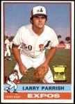 1976 Topps #141  Larry Parrish  Front Thumbnail