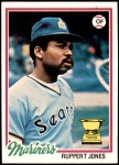 1978 Topps #141  Ruppert Jones  Front Thumbnail