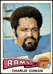 1975 Topps #92  Charlie Cowan  Front Thumbnail