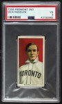 1909 T206  Dick Rudolph  Front Thumbnail