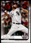 2019 Topps Update #24  Lucas Giolito  Front Thumbnail