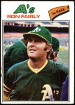 1977 Topps #127  Ron Fairly  Front Thumbnail