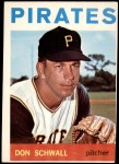 1964 Topps #558  Don Schwall  Front Thumbnail