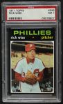 1971 Topps #598  Rick Wise  Front Thumbnail