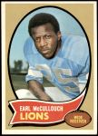 1970 Topps #195  Earl McCullough  Front Thumbnail