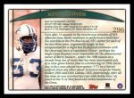 1998 Topps #296  Kevin Glover  Back Thumbnail