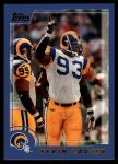 2000 Topps #57  Kevin Carter  Front Thumbnail