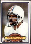 1980 Topps #361  Kim Bokamper  Front Thumbnail