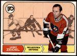 1968 Topps #92  Larry Zeidel  Front Thumbnail