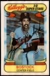 1978 Kellogg's #46  Lyman Bostock  Front Thumbnail