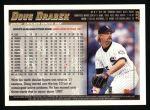 1998 Topps #235  Doug Drabek  Back Thumbnail