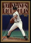 1998 Topps #267   -  Rico Rincon / Francisco Cordova Highlights Front Thumbnail