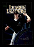 2000 Topps #465   -  Randy Johnson / Pedro Martinez Strikeout Leaders Front Thumbnail