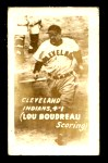 1948 Topps Magic Photo #5 K Cleveland Indians 4-1  Front Thumbnail