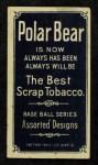 1909 T206 BAT Sam Crawford  Back Thumbnail