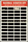 1970 Topps Scratch-Offs  Sal Bando  Back Thumbnail