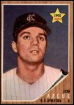 1962 Topps #417  Joe Azcue  Front Thumbnail