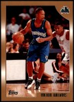 1998 Topps #50  Micheal Williams  Front Thumbnail