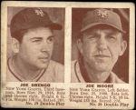 1941 Double Play #29  / 30 Joe Orengo / Joe Moore  Front Thumbnail