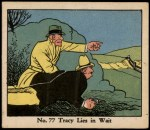 1931 Dick Tracy #77   Tracy Lies in Wait Front Thumbnail