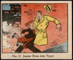 1931 Dick Tracy #33   Junior Runs Into Tracy Front Thumbnail