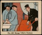 1931 Dick Tracy #108   Stooge Viller's Trickery Front Thumbnail