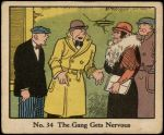 1931 Dick Tracy #34   The Gang Gets Nervous Front Thumbnail