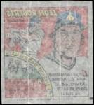 1979 Topps Comics #15  Leon Roberts  Back Thumbnail