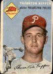 1954 Topps #108  Thornton Kipper  Front Thumbnail