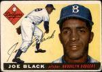 1955 Topps #156  Joe Black  Front Thumbnail