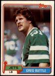 1981 Topps #285  Greg Buttle  Front Thumbnail