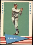 1961 Fleer #39  Chick Hafey  Front Thumbnail
