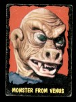 1964 Outer Limits #12   Monster From Venus Front Thumbnail