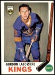 1969 Topps #109  Gord Labossiere  Front Thumbnail