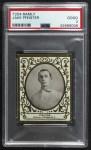 1909 T204 Ramly  Jack Pfiester  Front Thumbnail