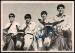 1964 Topps Beatles Black and White #8  Ringo Starr  Front Thumbnail