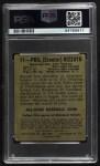 1948 Leaf #11  Phil Rizzuto  Back Thumbnail