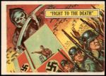 1965 Topps Battle #1   Fight to the Death  Front Thumbnail