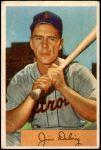 1954 Bowman #55  Jim Delsing  Front Thumbnail
