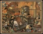 1938 Horrors of War #158   Planes Dump Explosives in Lerida School Front Thumbnail