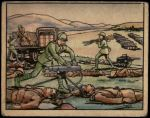 1938 Horrors of War #177   Mute Signs of Resounding Battle Front Thumbnail