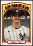2021 Topps Heritage #249 A Gerrit Cole  Front Thumbnail