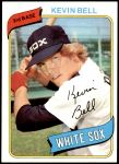 1980 Topps #379  Kevin Bell  Front Thumbnail