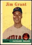 1958 Topps #394  Jim Grant  Front Thumbnail
