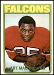 1972 Topps #148  Art Malone  Front Thumbnail