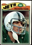 1977 Topps #118  Richard Todd  Front Thumbnail