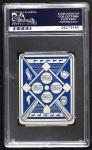 1951 Topps Blue Back #37  Bobby Doerr  Back Thumbnail