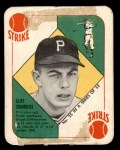 1951 Topps Red Back #25  Cliff Chambers  Front Thumbnail